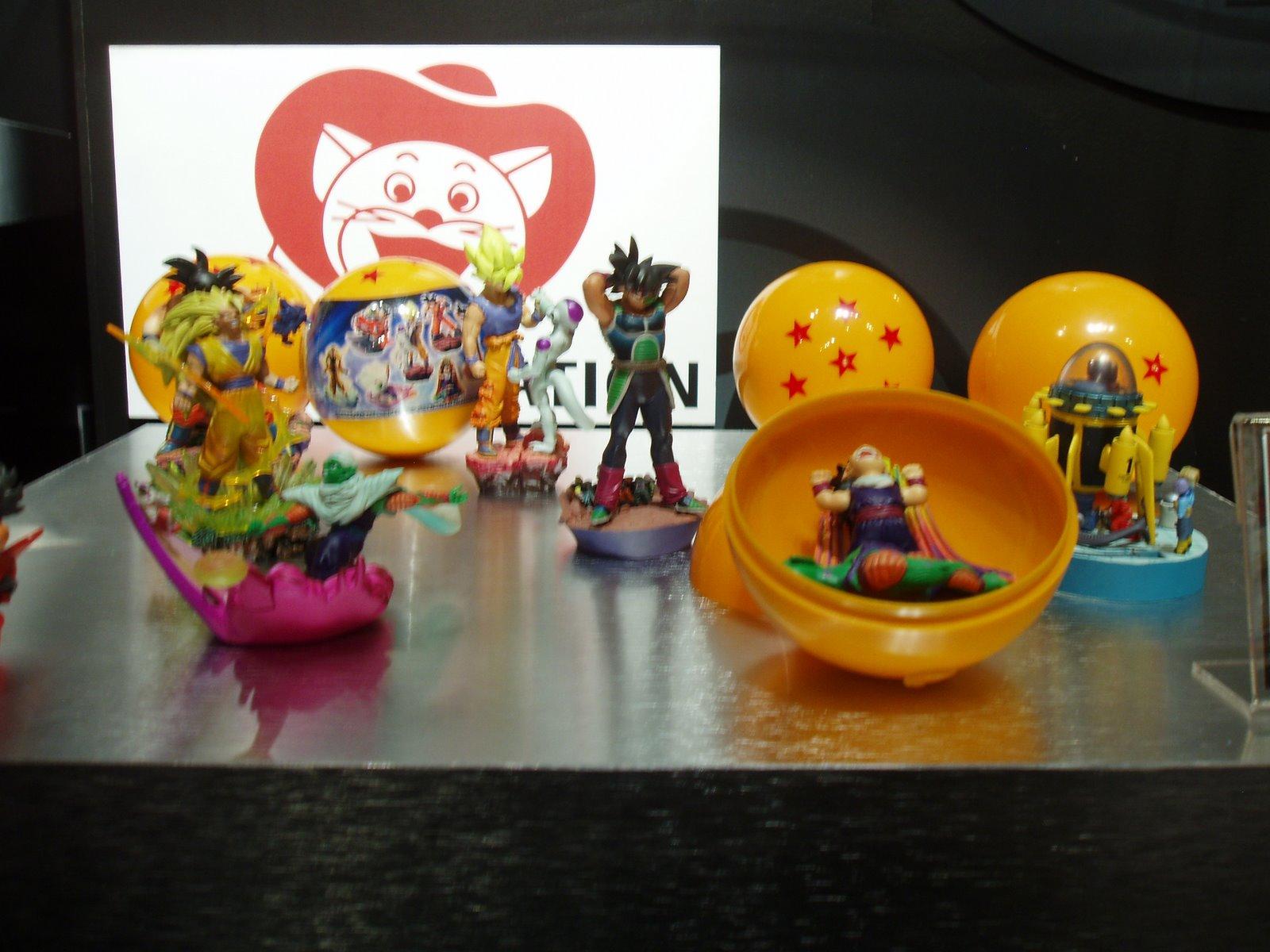 Little Ball Toys : Dragonballtoys